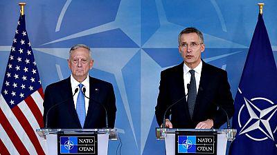 El secretario de Defensa de EE.UU. emplaza en Bruselas a los aliados de la OTAN a elevar su gasto militar