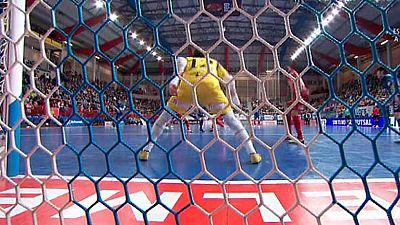 Fútbol Sala - Liga Nacional 20ª jornada: Movistar Inter - El Pozo Murcia - ver ahora