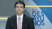 Los desayunos de TVE - Andrés Herzog, abogado de la acusación popular del caso Bankia - ver ahora