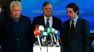 González y Aznar piden que la Organización de Estados Americanos tome medidas en Venezuela