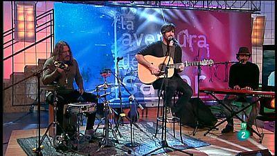 La Aventura del Saber. TVE. Música en directo. David Otero