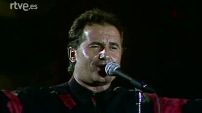 Víctor Manuel en concierto
