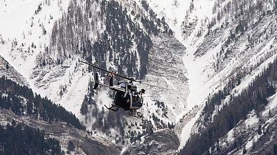 Dos españoles mueren en los Alpes franceses cuando hacían escalada