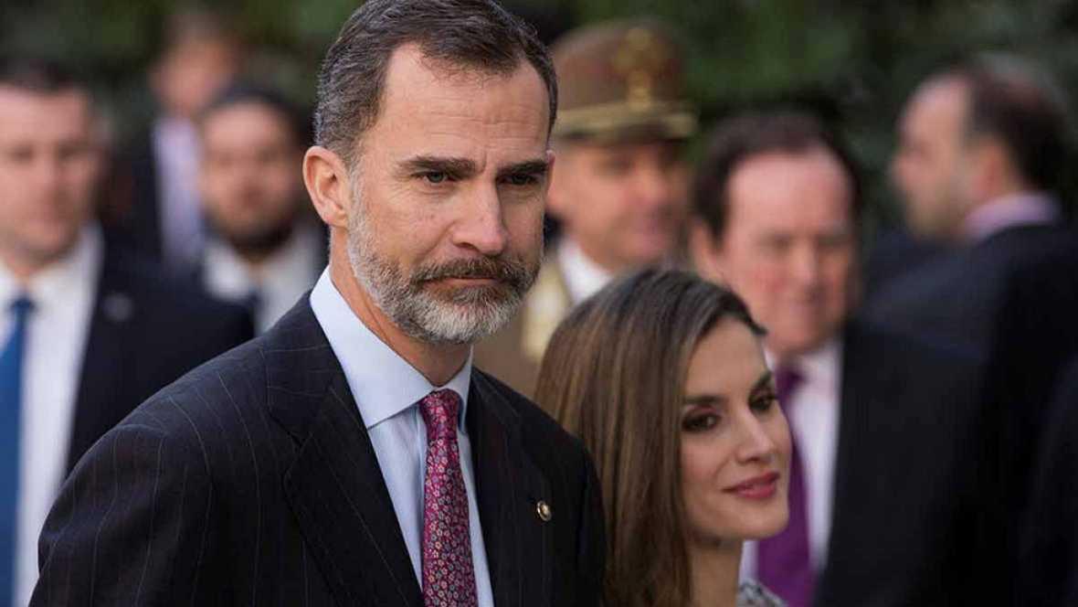 """La Casa del Rey expresa su """"respeto absoluto a la independencia del Poder Judicial"""""""