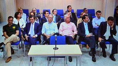 El juicio por el caso Nóos arrancó en la Audiencia Provincial de Palma en enero de 2016