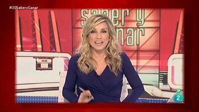 Saber y Ganar - El Telediario pregunta  a los concursantes