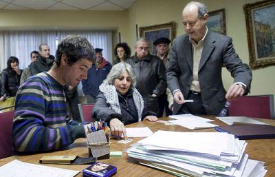 Garzón envía a prisión a los ocho 'batasunos' detenidos