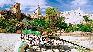 Turquía, hermosa diversidad:Capadocia y Anatolia suroriental
