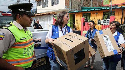Ecuador elige este domingo al relevo de Correa en la Presidencia del país