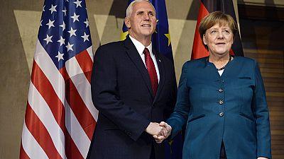 """""""Estados Unidos apoya firmemente a la OTAN"""""""