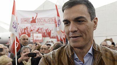 En el PSOE continúa la precampaña de los dos candidatos a las primarias