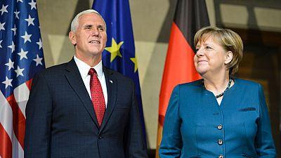 Mike Pence pide a Europa gastar más en defensa