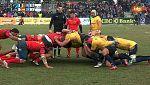 Rugby - Campeonato de Europa Masculino. Rumanía - España, en Bucarest (Rumanía) (18/02/2017)