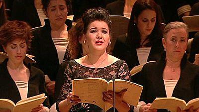 Los conciertos de La 2 - Coro RTVE Fundación Juan March: Polifonía clásica (parte 2) - ver ahora