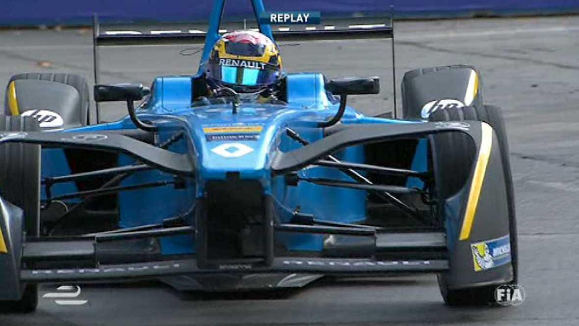 Automovilismo - Fórmula E. Prueba 'Buenos Aires' (Argentina)