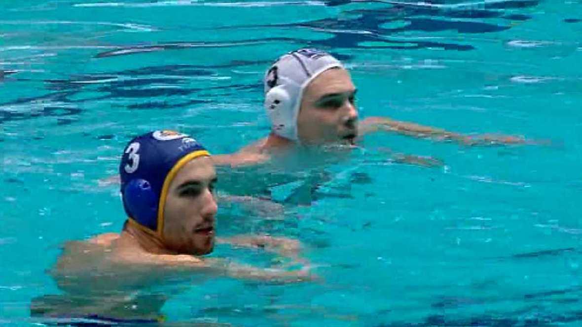 Waterpolo - Liga Europea Masculina 6ª Jornada: ZF Eger - CN AT. Barceloneta - ver ahora