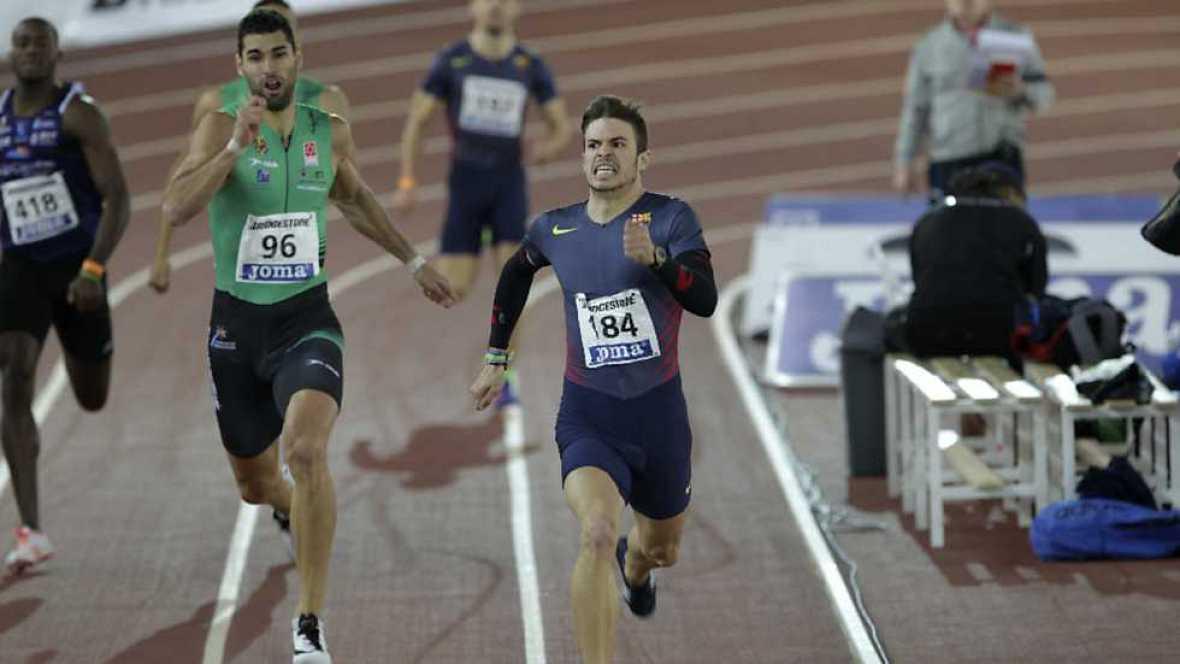 Atletismo - Campeonato de España Pista Cubierta sesión Matinal, en Salamanca - ver ahora