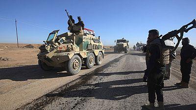 Tercera ofensiva iraquí para recuperar Mosul del control del E.I