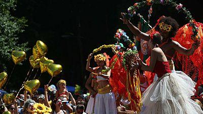 Río de Janeiro calienta motores para el Carnaval 2017