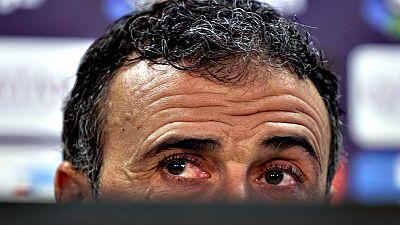 El entrenador del FC Barcelona hace alusión a la pitada con la que el Camp Nou despidió a André Gomes.