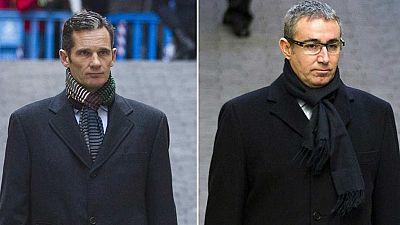 La Fiscalía Anticorrupción no descarta solicitar prisión preventiva bajo fianza para Urdangarin y Torres