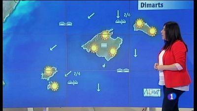 El temps a les Illes Balears - 20/02/17