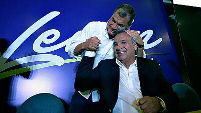 Lenín Moreno vence en Ecuador, aunque todo apunta a que habrá segunda vuelta