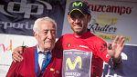 Alejandro Valverde sigue haciendo historia: 5ª Vuelta a Andalucía, victoria número 100