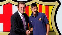 La Audiencia Nacional procesará al Barça y a Neymar por estafa en el fichaje del jugador