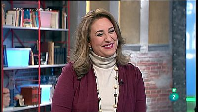 La Aventura del Saber. TVE. Taller de convivencia. Laura Rojas-Marcos