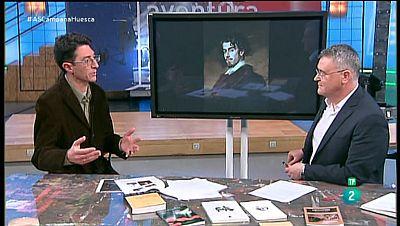 La Aventura del Saber. Alejandro Alagón.  José María Casado del Alisal y Gustavo Adolfo Béquer