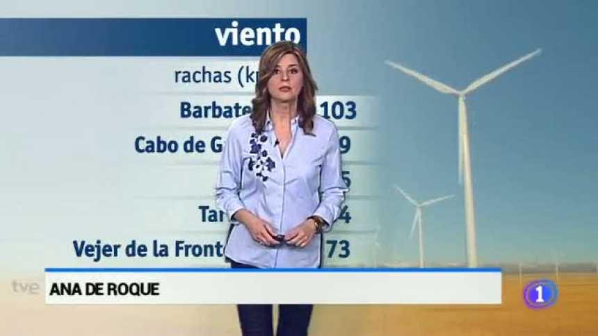 El tiempo en Noticias Andalucía - 21/02/2017