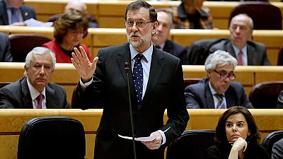 """Rajoy recrimina a ERC que hable de """"conspiraciones"""" contra los independentistas: """"Deje de inventarse operaciones"""""""