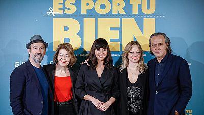 Tráiler de 'Es por tu bien', con José Coronado, Javier Cámara y Roberto Álamo