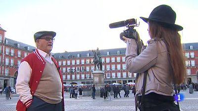Juan José, viajero, 'youtuber' y octogenario