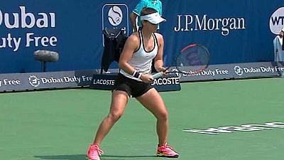 Tenis - WTA Torneo Dubai (Emiratos Árabes): E. Makarova - L. Davis - ver ahora