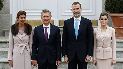 Mauricio Macri, primera visita oficial a España de un presidente argentino en ocho años