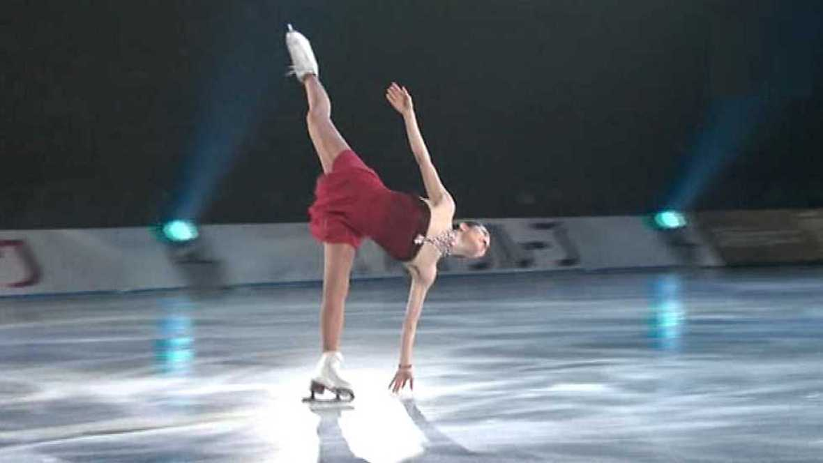 Patinaje Artístico - Gala 'Bailemos sobre hielo' - ver ahora