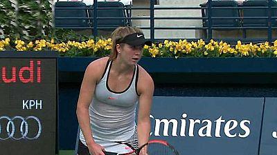 Tenis - WTA Torneo Dubai (Emiratos Árabes): C. Mchale - E. Svitolina - ver ahora