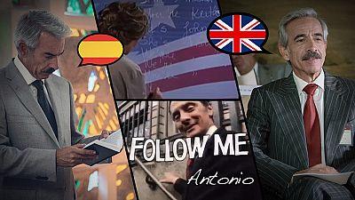 Vuelve 'Follow Antonio': Lesson 2