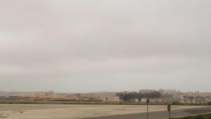 Precipitaciones con barro en suroriental, Ceuta, Melilla y Baleares