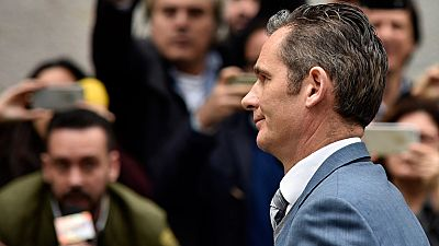 El fiscal pide prisión eludible bajo fianza de 200.000 euros para Iñaki Urdangarin