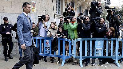 Libertad provisional para Urdangarin que tendrá que comparecer ante las autoridades suizas todos los meses