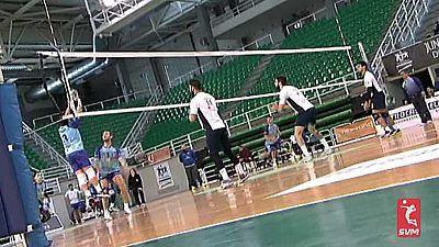 Voleibol - Superliga Masculina. Resumen - ver ahora