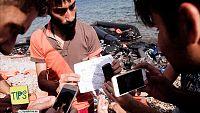 TIPS - Cultura digital - La tecnología y las personas refugiadas
