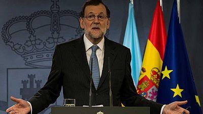 Mariano Rajoy pide respetar las decisiones de los tribunales