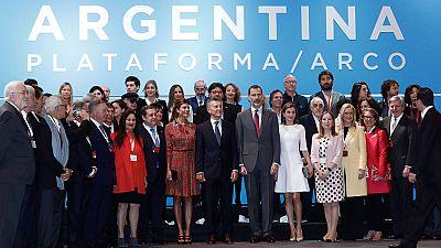 Inaugurada la XXVI edición de ARCO con Argentina como país invitado