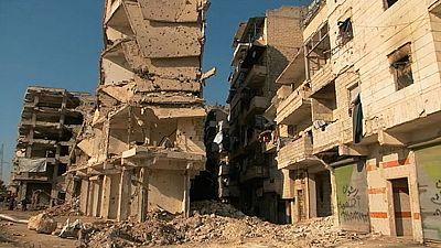 Así está Alepo después de dos años de bombardeos
