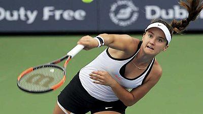Tenis - WTA Torneo Dubai (Emiratos Árabes): L. Davis - E. Svitolina - ver ahora