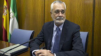 La juez de los ERE archiva la fianza de 4,2 millones a Griñán y al resto de ex altos cargos de la Junta